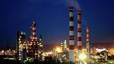Московский нефтеперерабатывающий завод (МНПЗ) в Капотне. Архивное фото