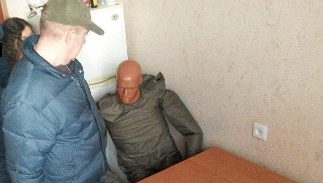 Подозреваемый в деле об убийстве 24 года назад двух граждан Литовской Республики во время следственного эксперимента