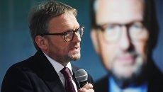 Кандидат в президенты РФ, уполномоченный по защите прав предпринимателей Борис Титов