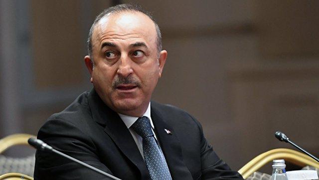 Руководитель МИД Турции объявил, что многие страны начали забывать обаннексии Крыма