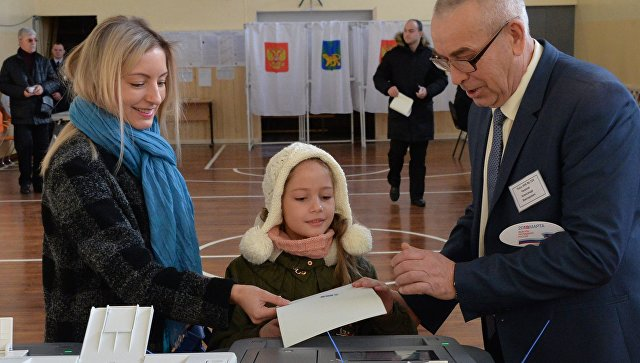 Выборы вРФ: явка оказалась очень высокой