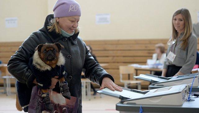 ВБурятии стала известна явка навыборах Президента Российской Федерации на10:00