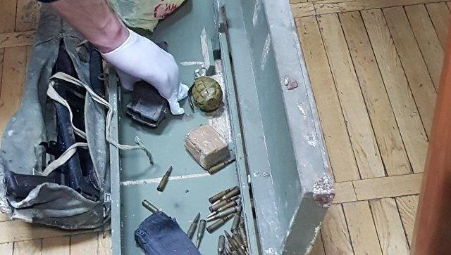 Оружие и боеприпасы, находившиеся на вооружении ОПГ Ключевские