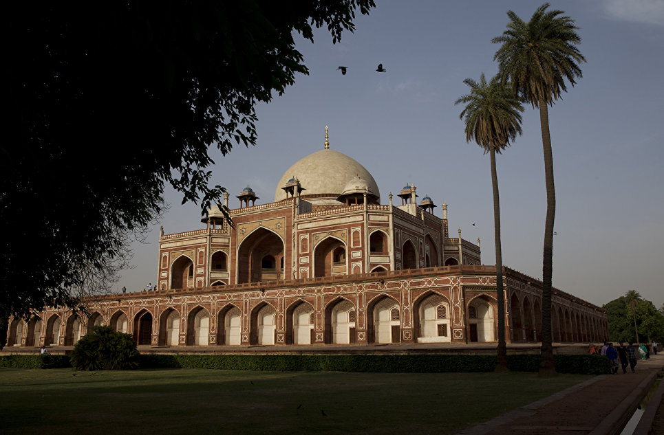 Мавзолей Хумаюна в Дели