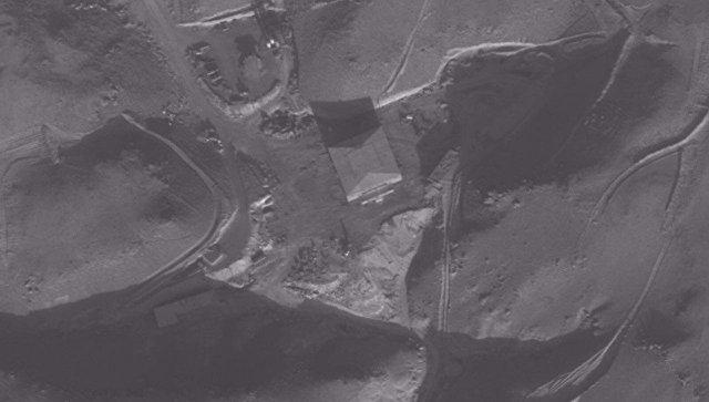 Израиль заявил, что в 2007 году разбомбил ядерный реактор в Сирии