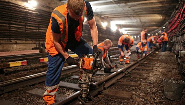 Столичных метростроителей приглашают работать за рубежом