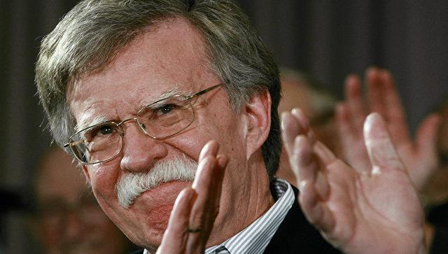 Лавров назвал нового советника Трампа Джона Болтона «жестким дипломатом»
