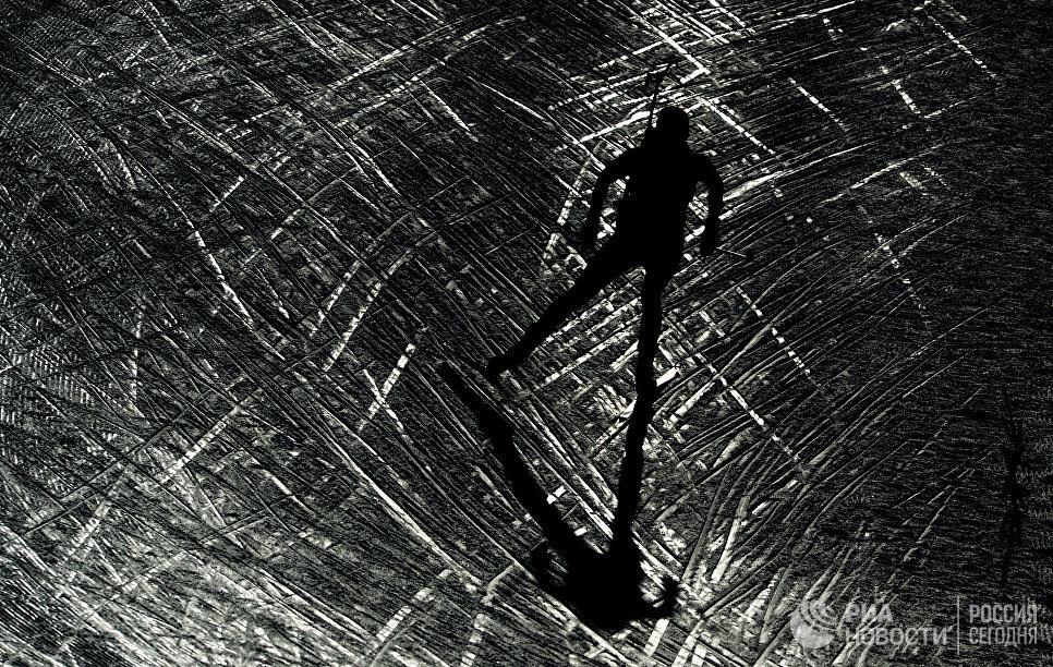 Спортсменка на дистанции спринта среди женщин чемпионата мира по биатлону в австрийском Хохфильцене. Специальный фотокорреспондент МИА Россия сегодня Алексей Филиппов занял второе место в категории Спортивные истории (Story Sports) на международном фотоконкурсе Istanbul Photo Awards