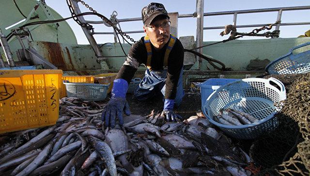 Россельхознадзор позволил поставки рыбы изФукусимы