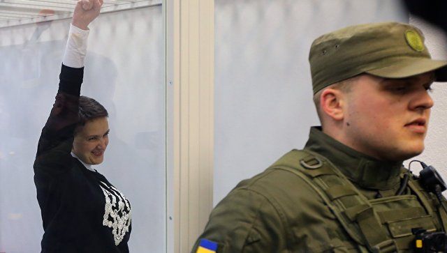 Герой Украины Хмара желает взять Савченко напоруки— Киев