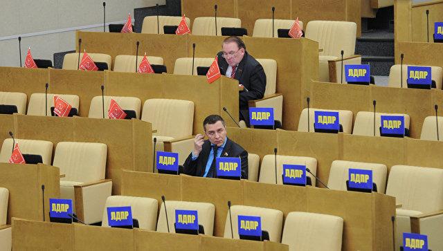 Побороться закресло губернатора Омской области готов уполномоченный ЛДПР