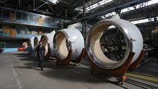Выпуск композитных агрегатов на новом производстве ОАК в Воронеже