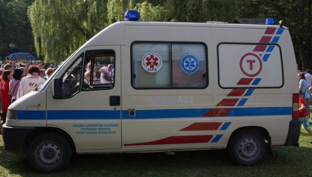В Польше перевернулся автобус с украинцами, есть погибшие