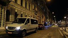 Американские дипломаты покинули здание генконсульства в Петербурге. 01.04.18