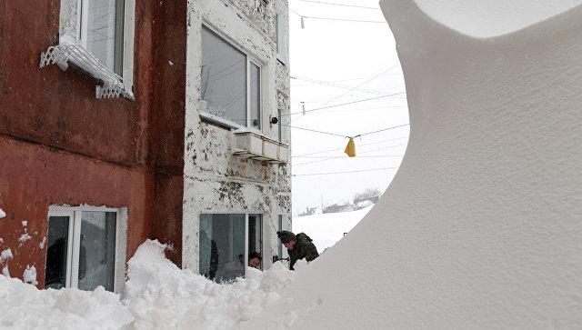Занятия вкамчатских школах отменили из-за циклона— Внеплановые каникулы