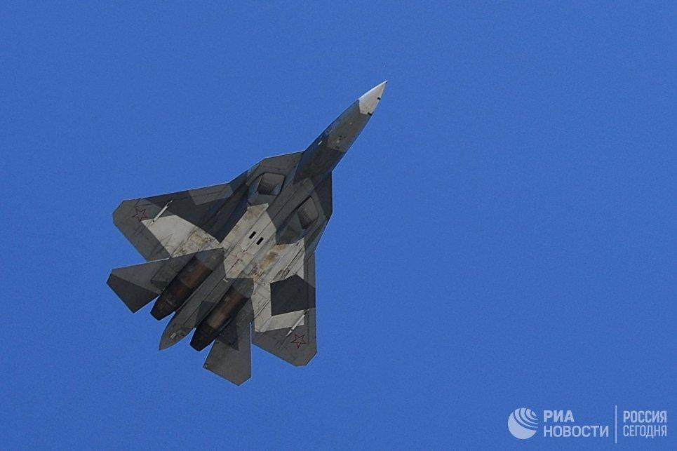 ВСША назвали основные достоинства русского Су-57