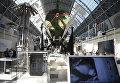 Экспозиция центра Космонавтика и авиация на ВДНХ