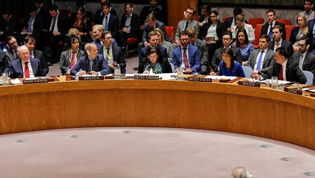 ВГааге началось закрытое совещание ОЗХО, где обсуждают вероятную химатаку вСирии