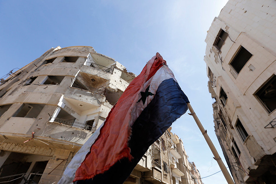 Русские  «черные дыры» загоняли уСирии британскую подлодку