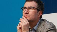 Ректор Российского института театрального искусства (ГИТИС) Григорий Заславский. Архивное фото