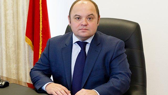 Министр строительства Подмосковья Руслан Тагиев