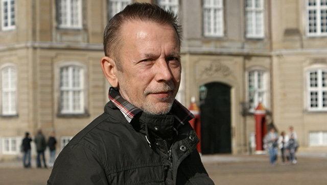Актер Андрей Невраев. Архивное фото
