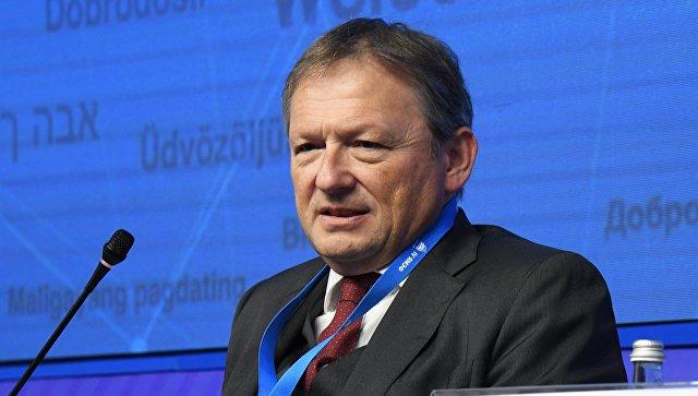 Борис Титов на Ялтинском международном экономическом форуме