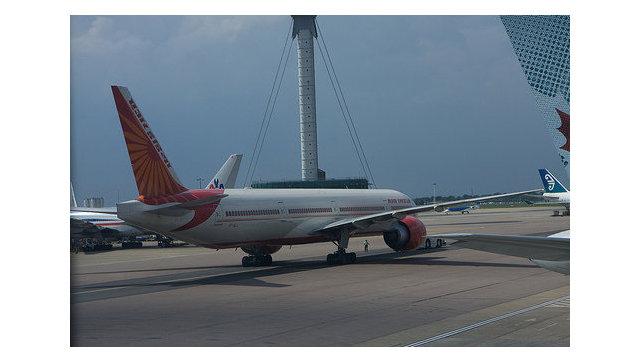 Самолет авиакомпании Air India. Архивное фото