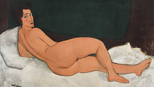 Картину Амедео Модильяни выставили наторги срекордной стартовой ценой