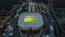 Футбольный стадион Ростов Арена. Архивное фото