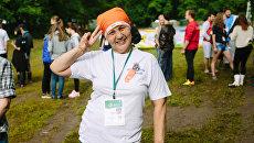 Самсура Гордеева: серебряное волонтерство – это как комсомол, только лучше