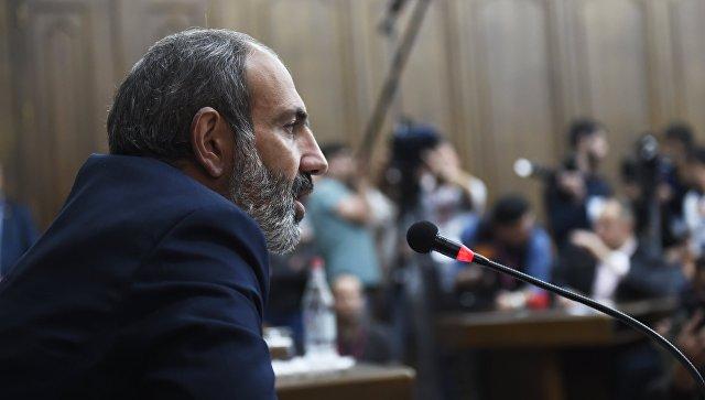 Никол Пашинян заявил оготовности стать премьер-министром страны Армении