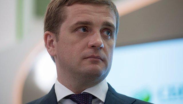 Заместитель министра сельского хозяйства Российской Федерации – руководитель Федерального агентства по рыболовству Илья Шестаков. 2016 год