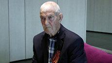 90-летний крымчанин приехал в Мурманск на могилу пропавшего на войне брата