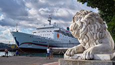 Круизный лайнер Князь Владимир