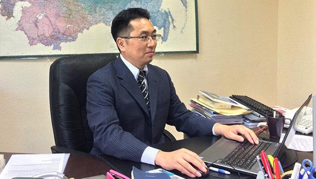 Глава представительства Японской ассоциации по торговле с Россией и новыми независимыми государствами (ROTOBO) Саито Даисукэ