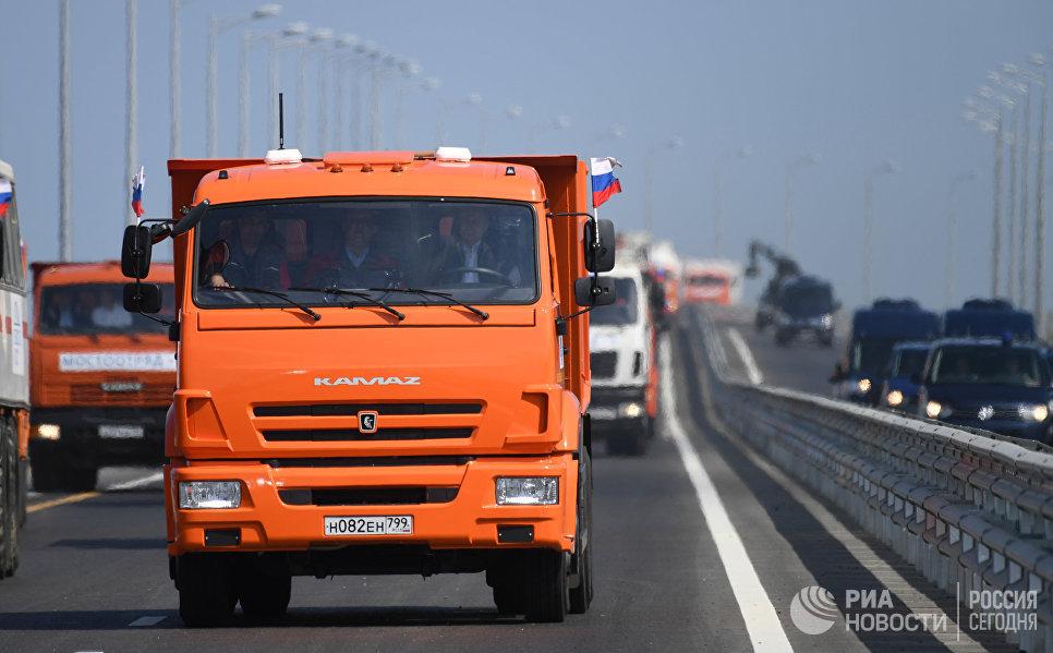 """1520606768 """"Взорвать мост Путина"""". Американское СМИ призывает к бомбардировкам Крыма"""