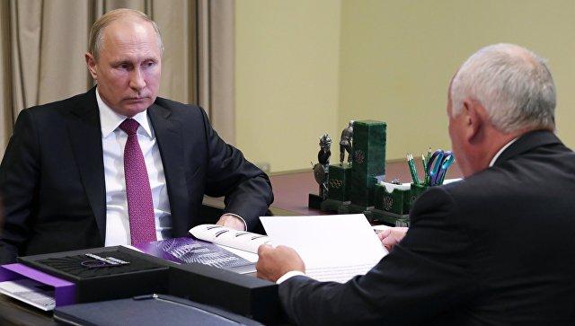 Чемезов предложил ввести квоты по закупке гражданской продукции у ОПК