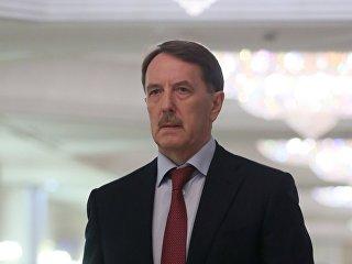 Заместитель председателя правительства РФ Алексей Гордеев. Архивное фото