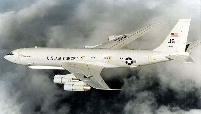 Самолет E-8C Joint STARS