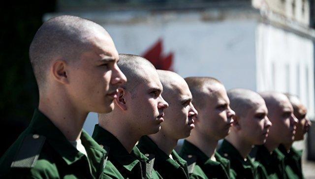 СМИ узнали о планах изменить правила призыва на службу в армию