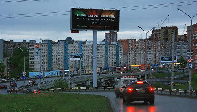 Автомобильный мост. Южная дамба, соединяющая улицу Революции и бульвар Гагарина в Перми.