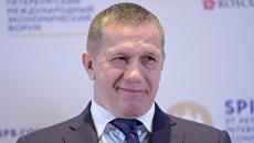 Юрий Трутнев на Петербургском международном экономическом форуме. 24 мая 2018