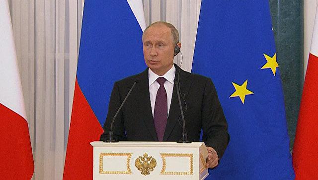 Путин о докладе международного расследования по MH17