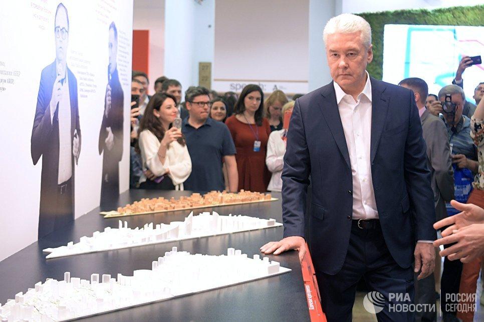 Международная выставка архитектуры и дизайна Арх Москва