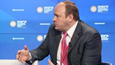 Председатель правления, генеральный директор ПАО ФосАгро Андрей Гурьев. Архивное фото