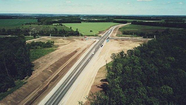 Впервый раз за 5 лет вУкраинском государстве построили 3км новейшей дороги