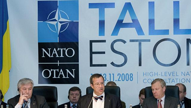 Рабочая сессия НАТО-Украина. Архивное фото