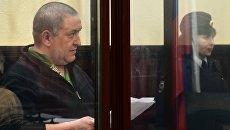 Григорий Терентьев, задержанный по делу о пожаре в торговом центре Зимняя вишня. Архивное фото