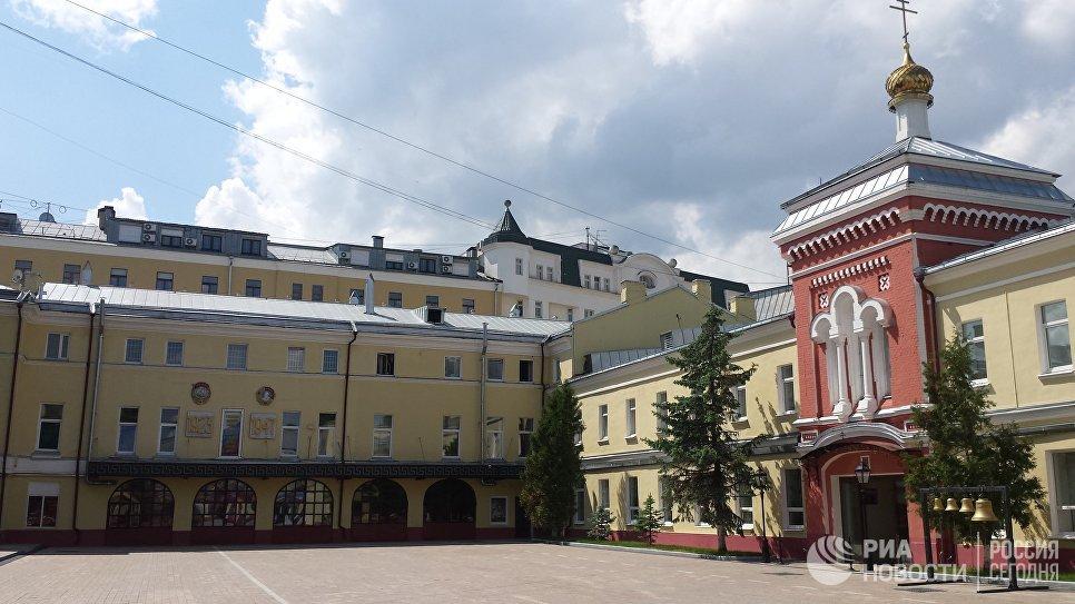 Комплекс зданий бывшей усадьбы родственников генерала Ермолова, Пречистенка, 22